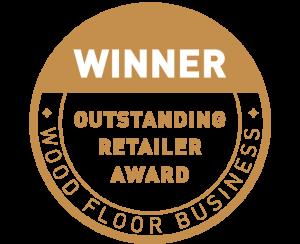 Wood Floor Business North American Outstanding Retailer Award